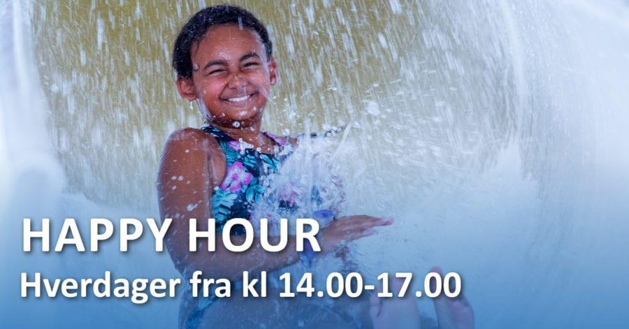Happy hour hos Drammensbadet hovedbilde