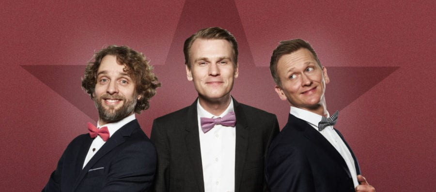 Eventbilde: Christmas with Nordic Tenors – Oslo Konserthus