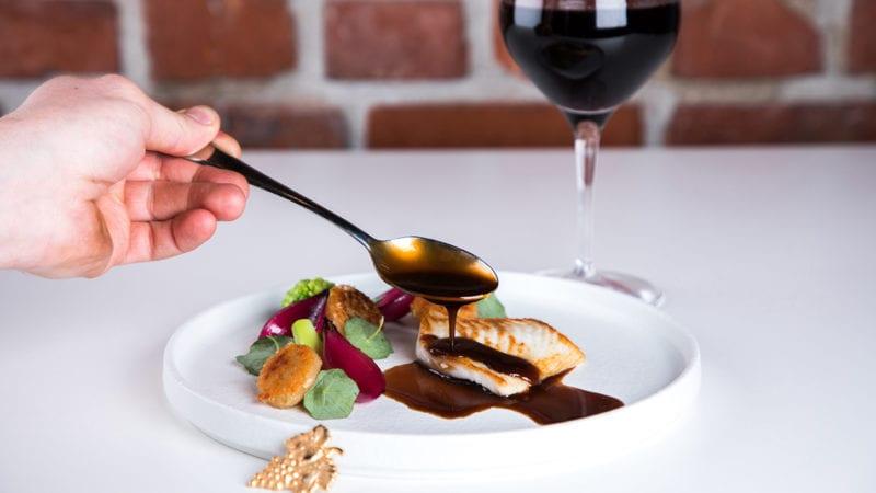 Eventbilde: Mat og vin i kombinasjon