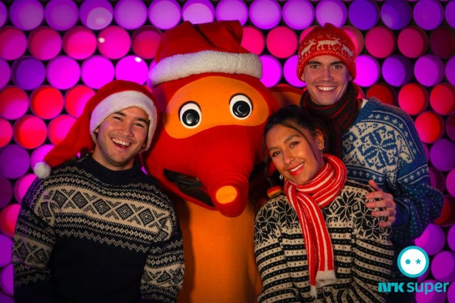 Juleshow med NRK Super hovedbilde