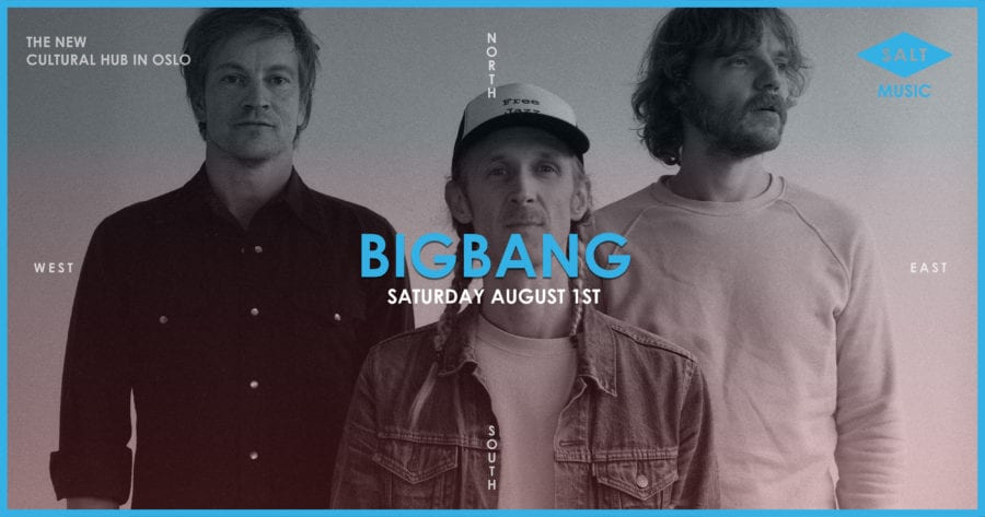 Utekonsert med Bigbang hovedbilde