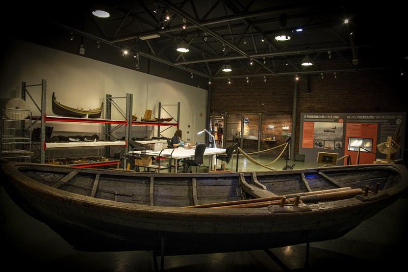 Eventbilde: Vinterferien på Maritimt Museum