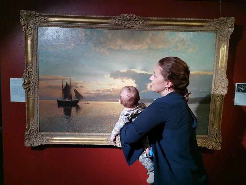 Babyomvisninger på Norsk Maritimt Museum hovedbilde