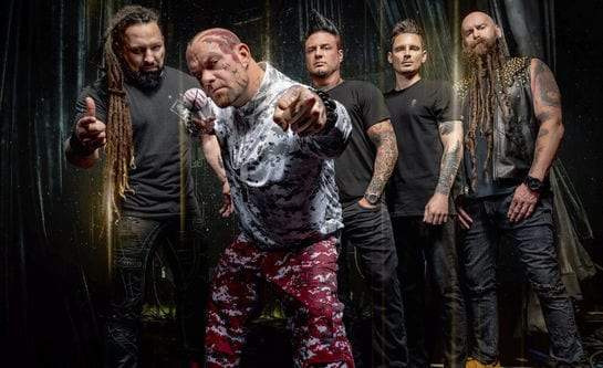 Five Finger Death Punch hovedbilde