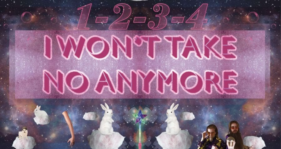 Eventbilde: 1-2-3-4, I won't take no anymore