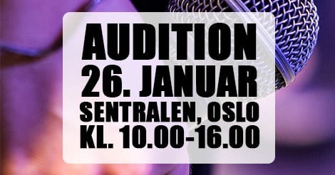 Eventbilde: Audition – The Real Choir
