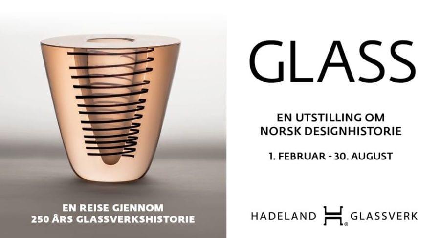 Utstillingsåpning hos Hadeland Glassverk hovedbilde