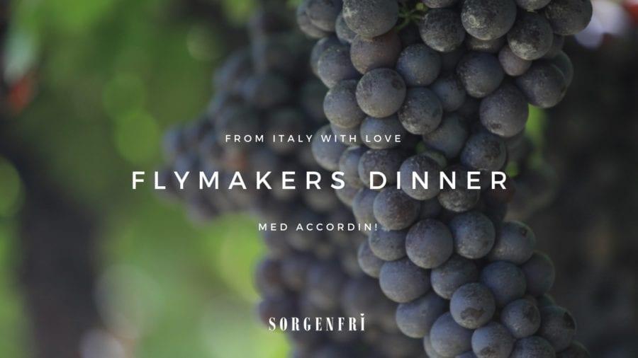 Flymakers Dinner med Accordini hovedbilde