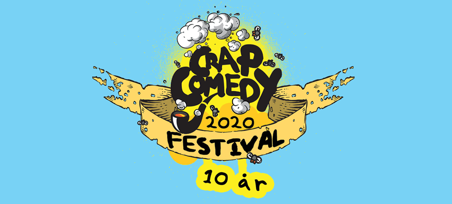 Crap Comedy Festival på Parkteatret hovedbilde
