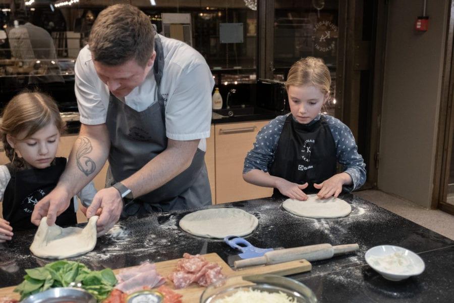 Barna inviterer – Kulinarisk Akademi hovedbilde