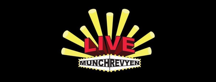 Munchrevyen – Live hovedbilde
