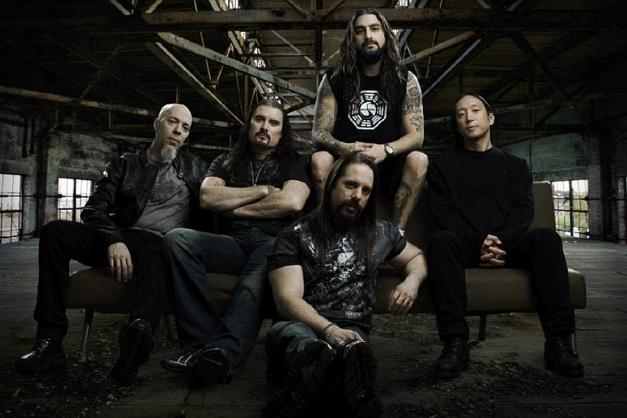 Eventbilde: Dream Theater til Oslo Spektrum