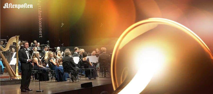Aftenpostens Nyttårskonsert hovedbilde
