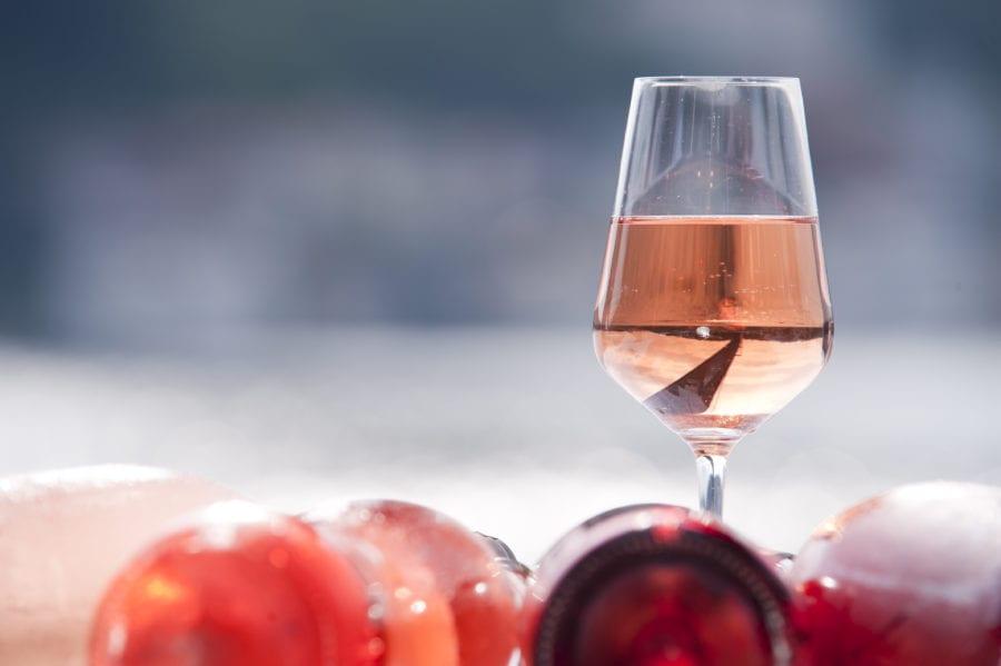 Rosé med karakter – Mathallen vinklubb hovedbilde