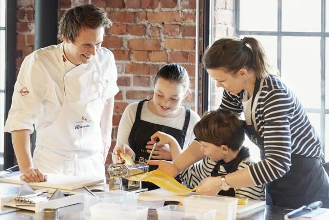 Eventbilde: Barna inviterer – Kulinarisk Akademi