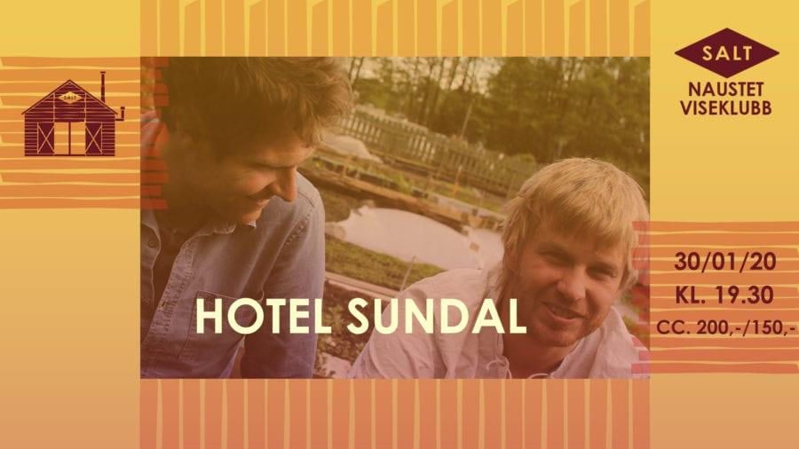 Eventbilde: Hotel Sundal spiller på SALT