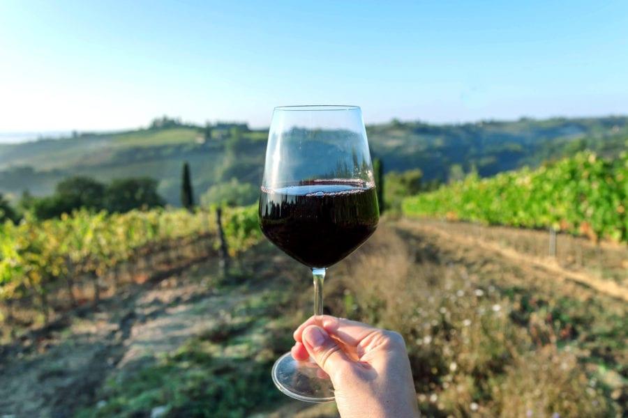 Eventbilde: Vin fra Toscana – Mathallen Vinklubb