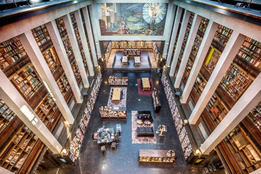 Eventbilde: Loppemarked – Det gamle hovedbiblioteket