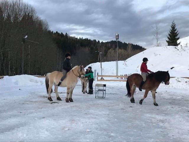 Rideleir i vinterferien – 17.02-19.02 hovedbilde