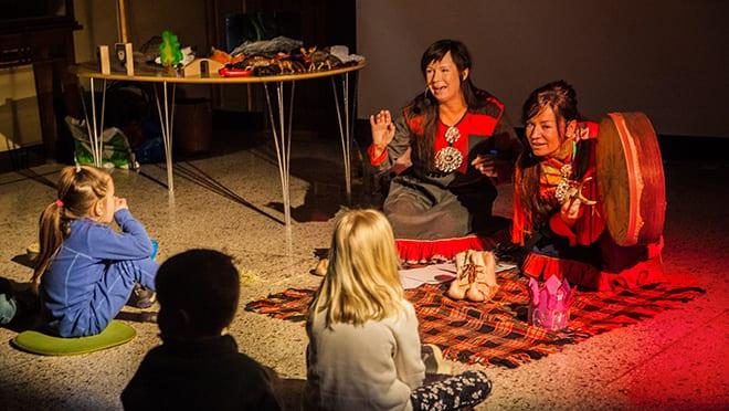 Barnesøndag: Bli med på Samisk kulturdag! hovedbilde