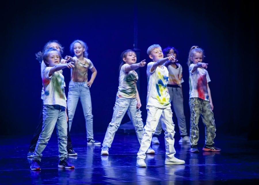 Eventbilde: Gratis danseklasser på NBI Stovner!