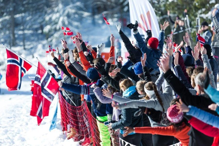 Skifest & Raw Air i Kollen hovedbilde