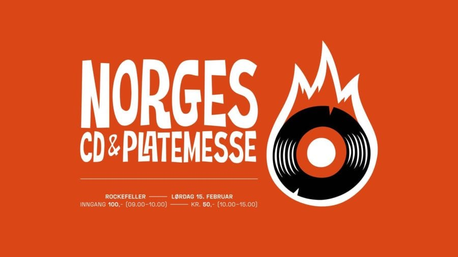 Norges CD & Platemesse hovedbilde