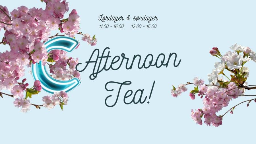 Afternoon Tea på Christiania hovedbilde