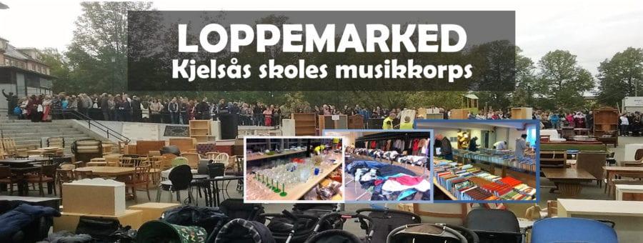 Loppemarked Kjelsås skole 2020 hovedbilde