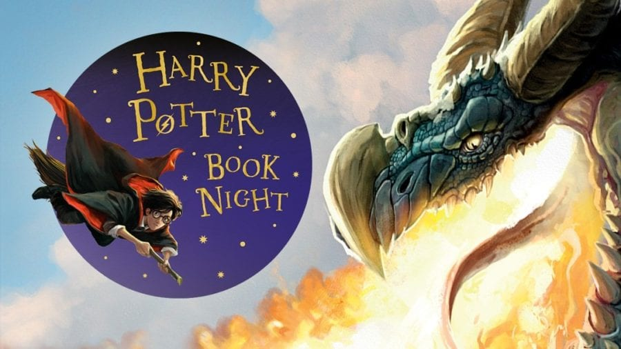 Eventbilde: Harry Potter Book Night 2020