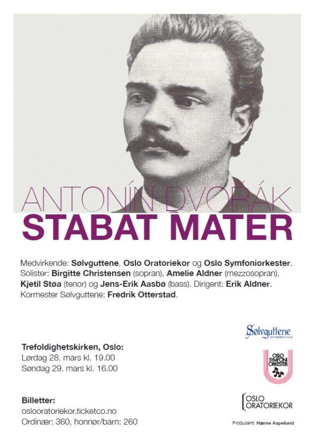 Stabat Mater av Antonín Dvořák hovedbilde
