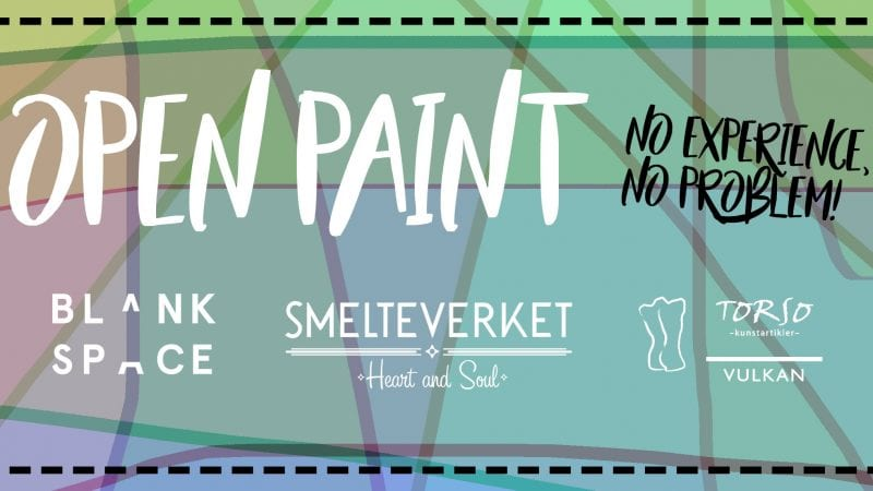 Eventbilde: Open Paint på Mathallen
