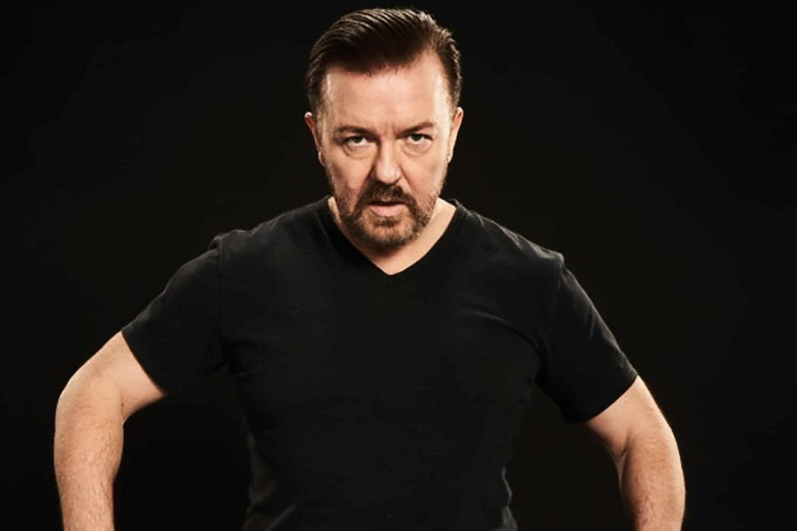 Stand up – Ricky Gervais hovedbilde