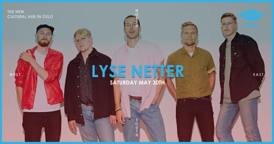 SALT art & music: Lyse Netter hovedbilde