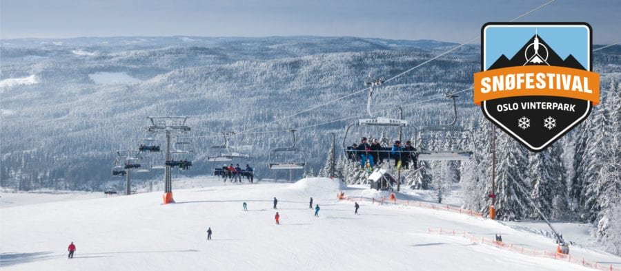 Eventbilde: Oslo Vinterpark – Snøfestival