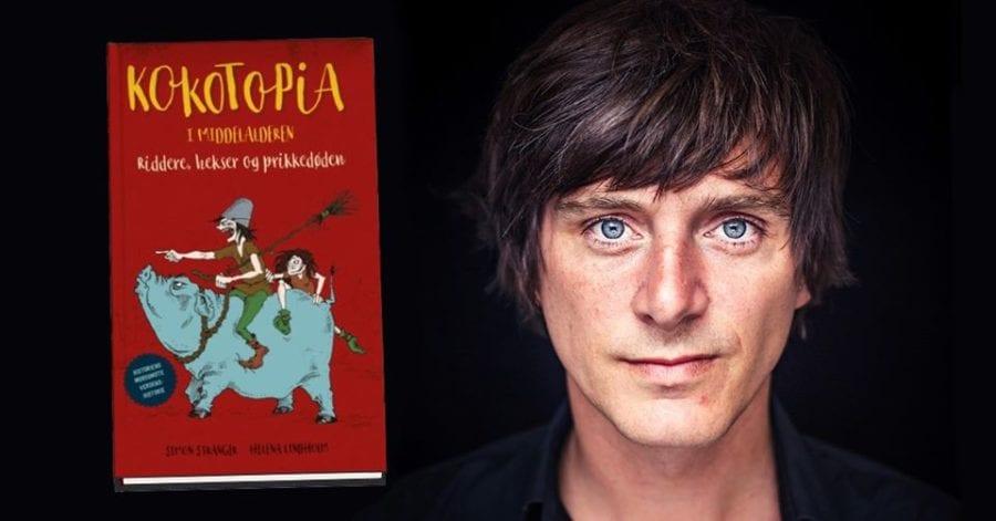 Eventbilde: ARKs høytlesning: Simon Stranger leser «Kokotopia»