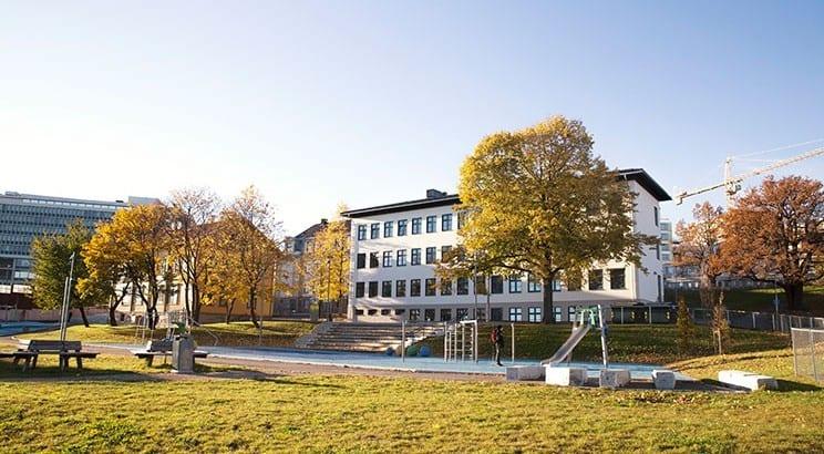 Loppemarked Løren Skole hovedbilde
