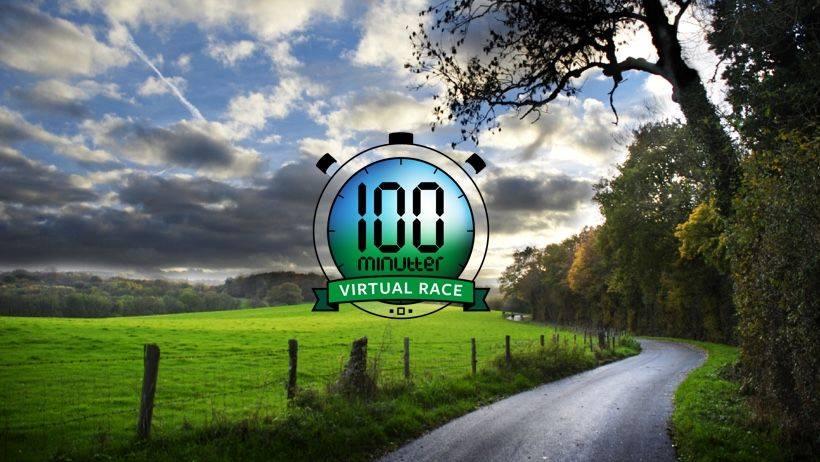 Utfordre deg selv – 100 minutter Virtual Race hovedbilde