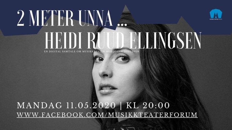 2 Meter Unna – Heidi Ruud Ellingsen hovedbilde