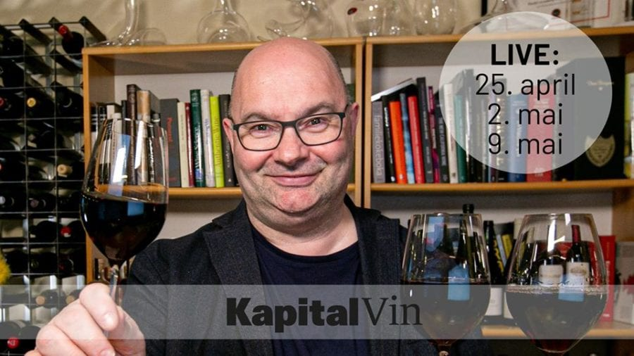 Live: Vinsmaking med Svein Lindin hovedbilde
