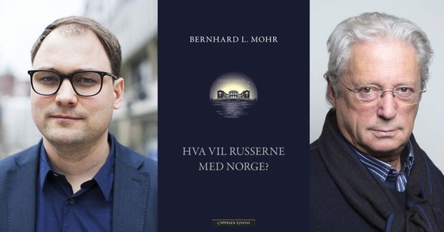 Hva vil russerne med Norge? Med Bernhard Mohr og Christian Borch hovedbilde