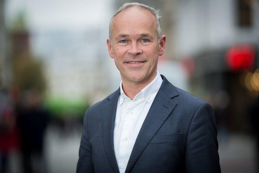 Nettmøte med finansminister Jan Tore Sanner hovedbilde