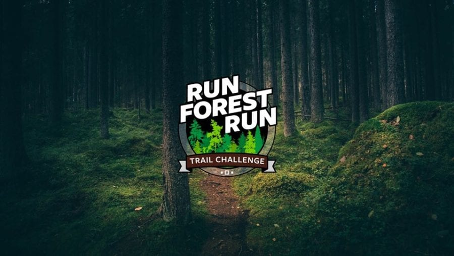 Run Forest Run – virtuelt løp hovedbilde