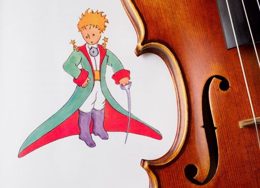 Den lille prinsen – Familiekonsert hovedbilde