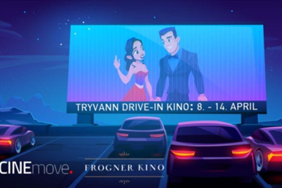 Tryvann Drive-in kino hovedbilde