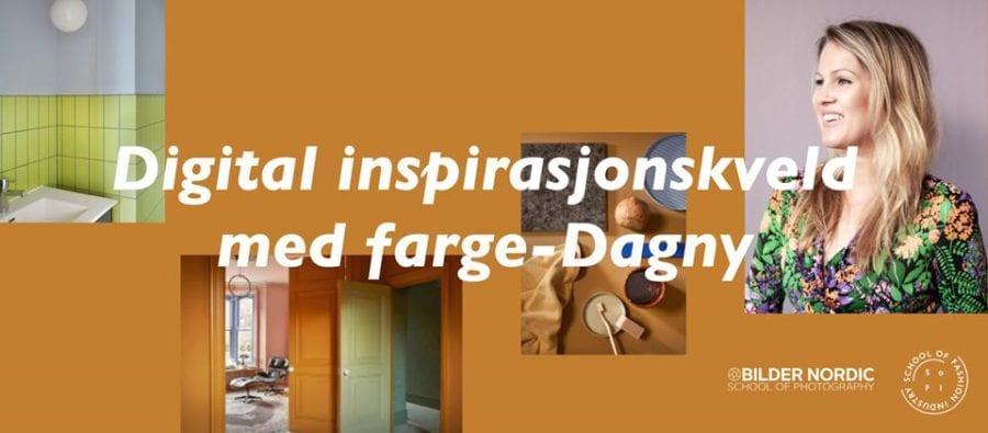 Digital inspirasjonskveld med farge-Dagny! hovedbilde