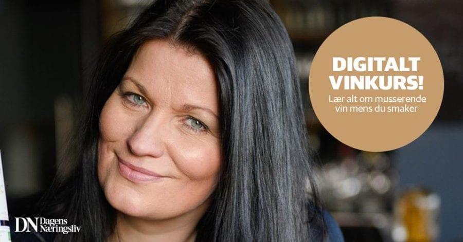 Digitalt vinkurs direkte med Merete Bø hovedbilde