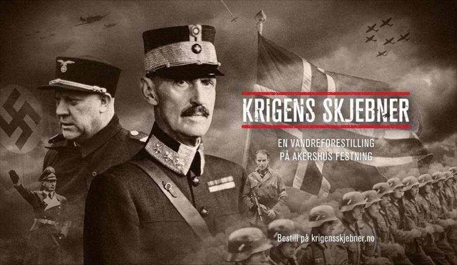 Krigens skjebner – Akershus Festning hovedbilde