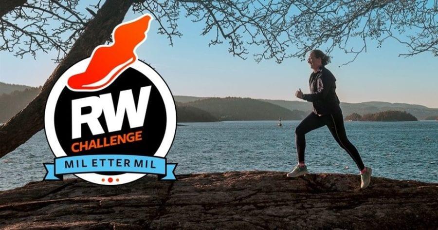 Runner's World Challenge – Mil etter mil i mai hovedbilde
