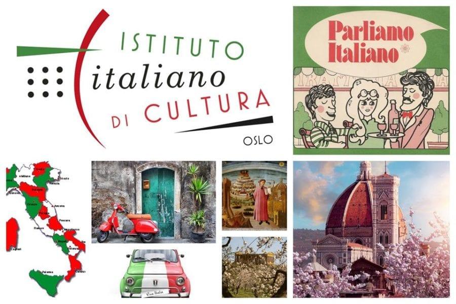 Bli kjent med Italia hjemmefra! – Onlinekurs for nybegynnere hovedbilde